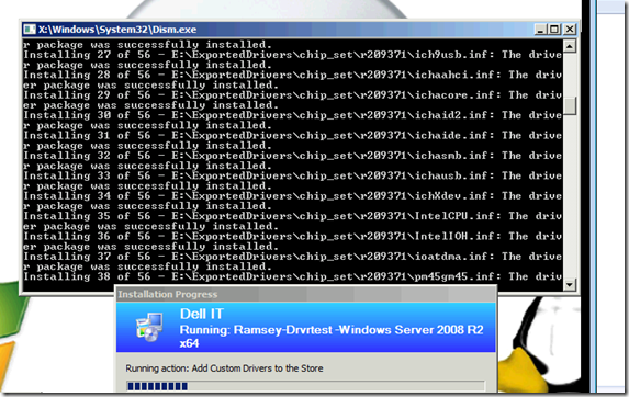 How To: Inject Drivers from USB During a ConfigMgr Operating
