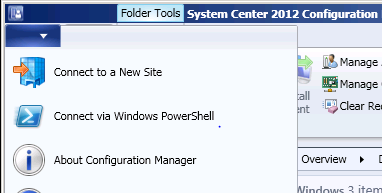 ConfigMgr and PowerShell-Preparing Your Environment | Greg's