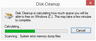 Automating the Disk Cleanup Utility | Greg's Systems
